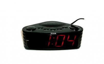 Radio Ceas Digital cu Alarma Yijia