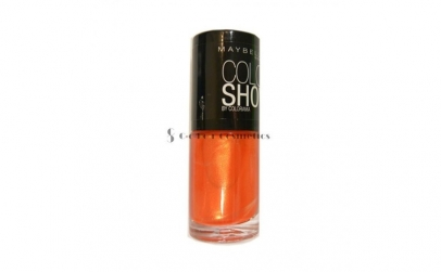 Oja Maybelline Color Show - Solar flare
