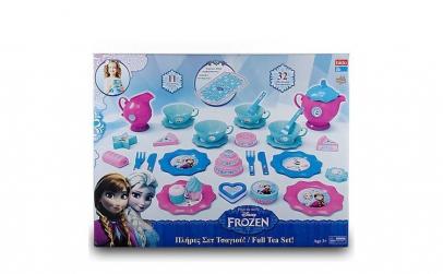Set ceai  Frozen, 32 accesorii, +3 ani