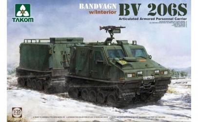 Macheta TAKOM, Bandvagn Bv 206S