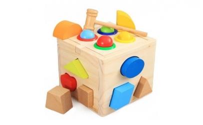 Cutia Inteligentei lemn