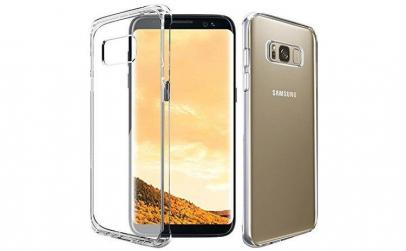 Husa Samsung S8 Flippy Tpu Transparent