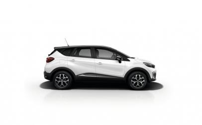 Perdele interior Renault Captur