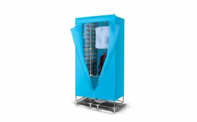 Uscator de rufe electric - cu aer cald