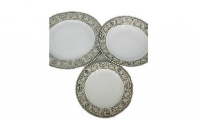 Set de masa din portelan, Malooki