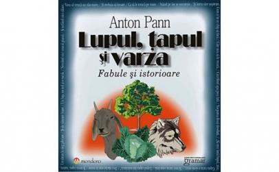 Lupul tapul si varza - Anton Pann
