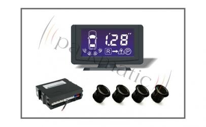Senzor de pacrcare cu LCD, 4105