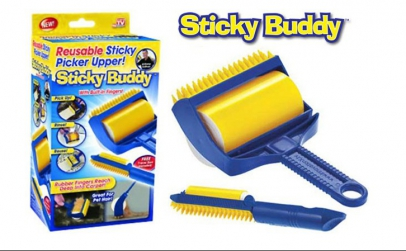Set role de curatare Sticky buddy