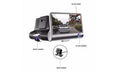 Camera auto Full HD 3in1