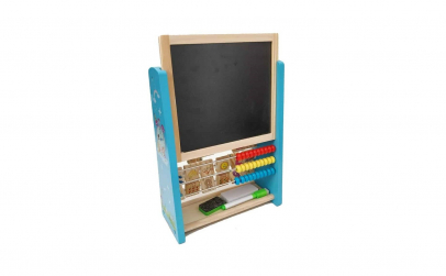 Tabla magnetica educativa 4 in 1