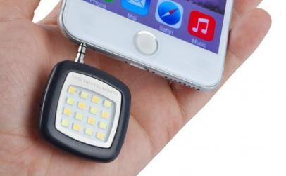 Blitz pentru telefon cu 16 LED