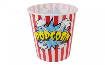 Set 5 x pahar pentru popcorn