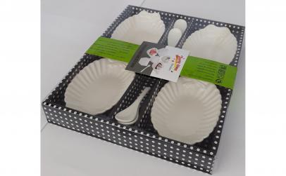 Set ceramica servire sosuri