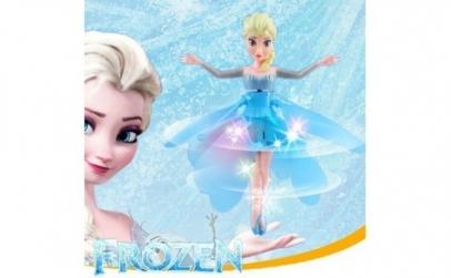 Frozen - Papusa zburatoare