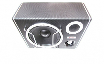 Subwoofer cu amplificator inclus KGK