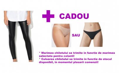 Colanti subitiri + Cadou: Chilot tanga