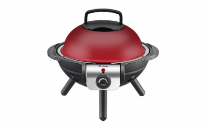 Grill electric Trisa  BBQ Junior Red