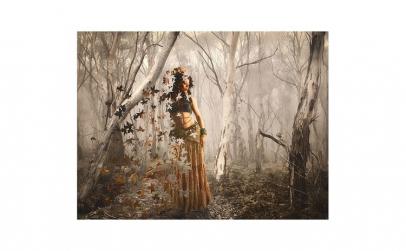 Tablou Canvas Artistic 030 20 x 25 cm
