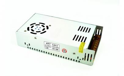 Invertor 220v-12v 30A 360W cu ventilator