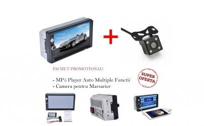 MP5 Player 2DIN + Camera marsarier