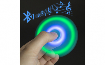 Jucarie Fidget Spinner cu Bluetooth