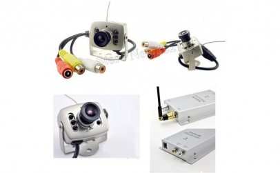 Kit camera wireless Camera de