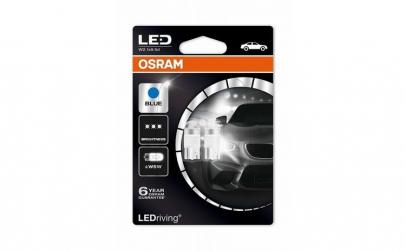 OSRAM LED Retrofit blue W5W 6800K
