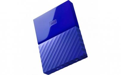 EHDD 1TB WD 2.5 MY PASSPORT BLUE