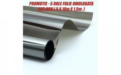 PROMOTIE 5 ROLE Folie omologata DRK ( 5