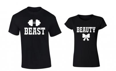 Pachet pentru cupluri Beast /Beauty COD