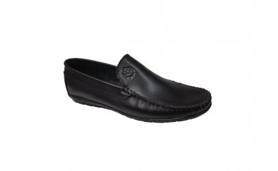 Mocasini-pantofi din piele naturala