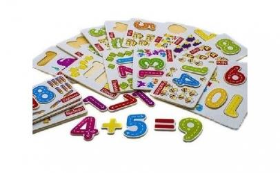 "Set Montessori ""Invata Cifrele"" +3ani"