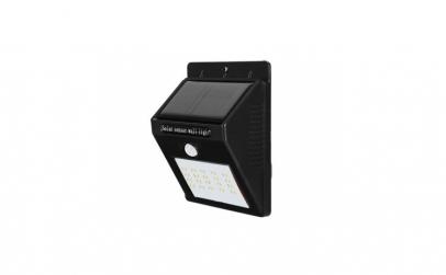 Lampa cu incarcare solara, 20 x LED,