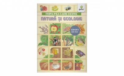 Prima mea carte despre natura si
