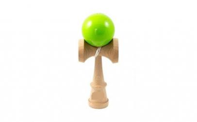 Kendama Ball Originala Verde Lucios
