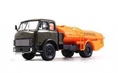 Macheta auto RUSSIAN TRUCKS