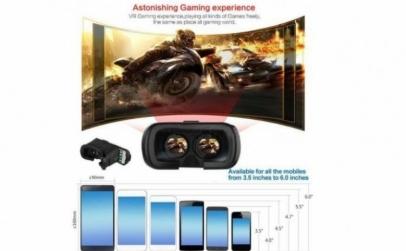 Ochelari Virtuali 3D
