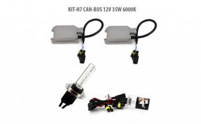H7 CAN-BUS 12V 35W 6000K