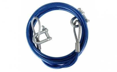 Cablu remorcare din otel, 2200kg