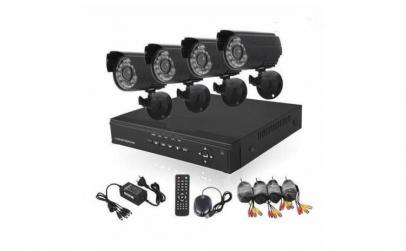 Kit video CCTV