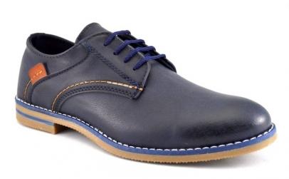 Pantofi barbatesti bleumarin - Dark