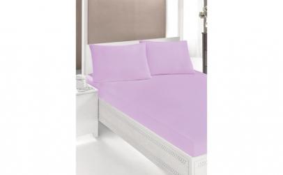 Cearceaf de pat Microfibra cu 2 fete de
