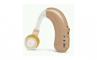 Aparat auditiv reincarcabil retroauricul