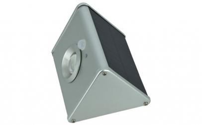 Lampa LED solara cu senzor 50W / 1500lm.