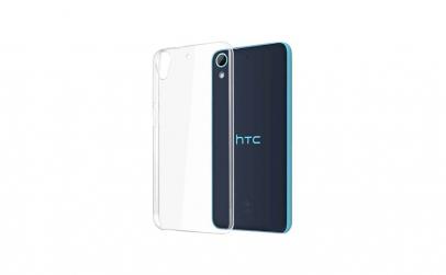 Husa HTC 828 Flippy Tpu Transparent