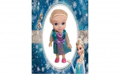Papusica Frozen Elsa