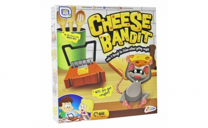 Joc de societate Grafix Cheese Bandit