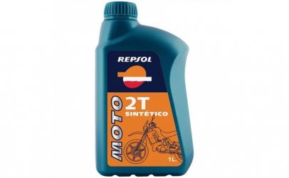Ulei moto Sintetico 2T 1L  Repsol