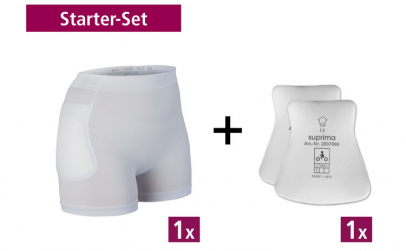 Pantaloni protectie sold + burete