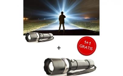 Set lanterne cu zoom 1+1 gratis